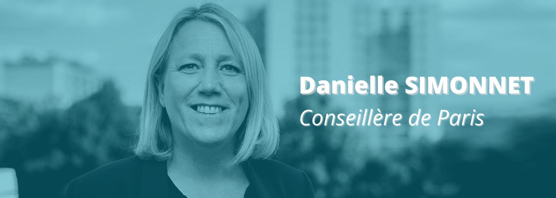 Danielle Simonnet, Conseillère de Paris