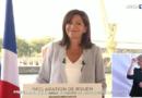 Hidalgo candidate, son blabla et ses actes