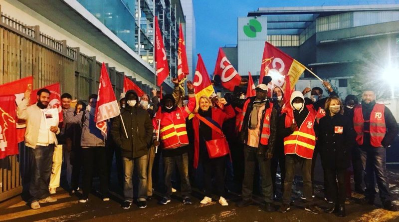 Grève du tri des déchets : à travail égal, salaire égal !